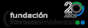 Logotip FFA 20 aniversari catalá